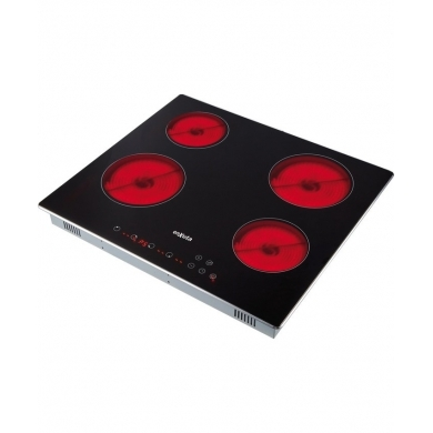 Anafe Vitroceramica Cuatro discos